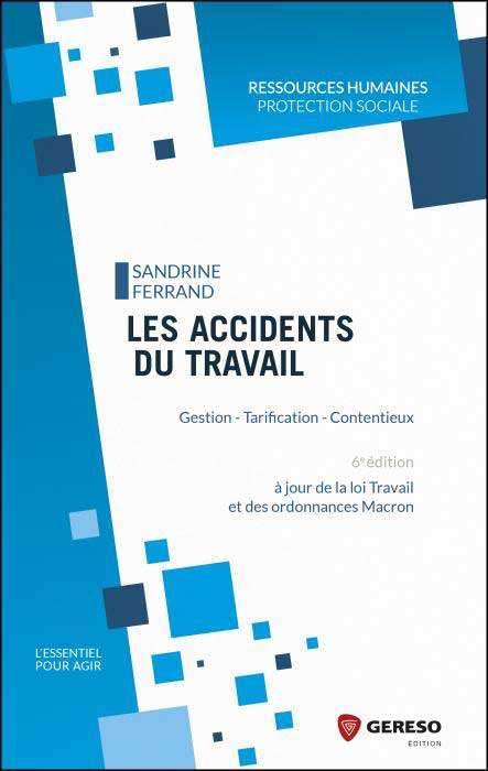 ouvrage accidents travail