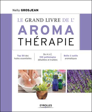 livre aromathérapie