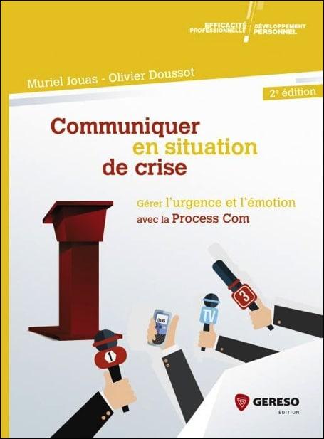ouvrage communiquer en situation de crise
