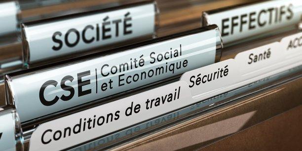 Commission santé sécurité et conditions de travail (CSSCT)