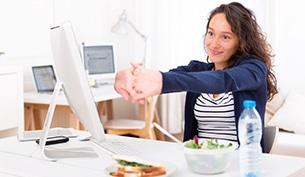 image domaine Santé physique au travail