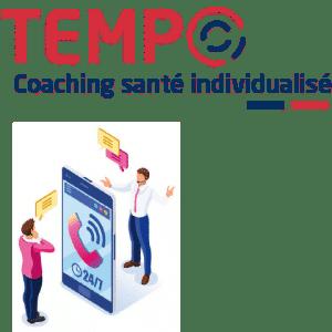 Tempo, concept coaching santé individualisé
