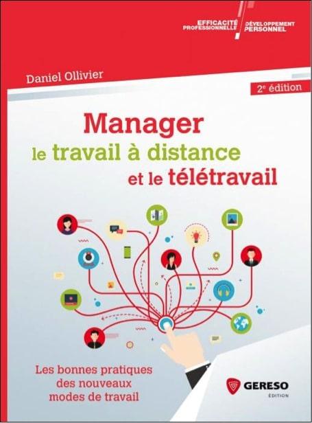 livre management teletravail